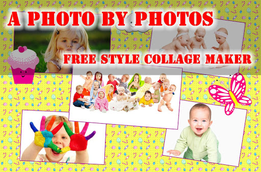 PhotoStitch - Free Style