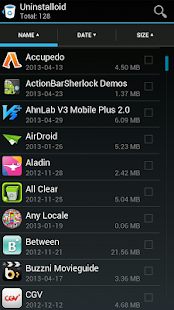 Uninstalloid Pro (Uninstaller) - screenshot thumbnail
