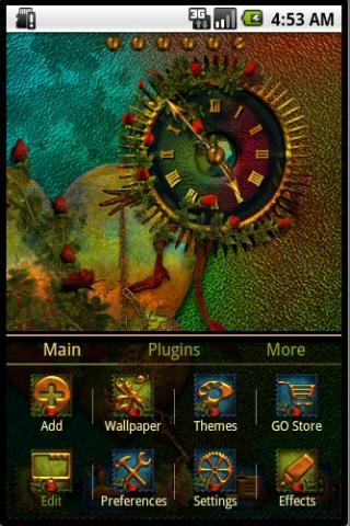 玩個人化App|GO發射器:哥特之心免費|APP試玩