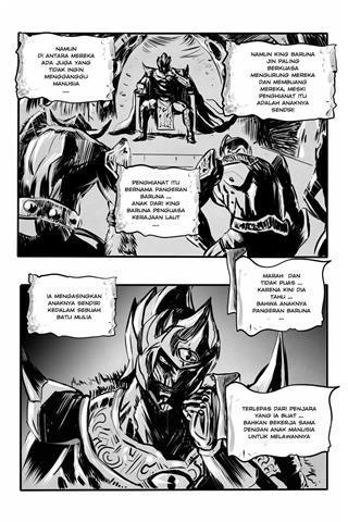 【免費漫畫App】Wayang Ybliz - Ultimate Saga-APP點子