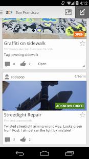 SeeClickFix - screenshot thumbnail