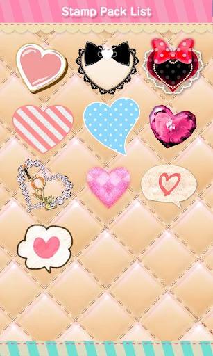 Stamp Pack: Heart 3.0 Windows u7528 3