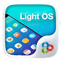 Light OS GO Launcher Theme icon
