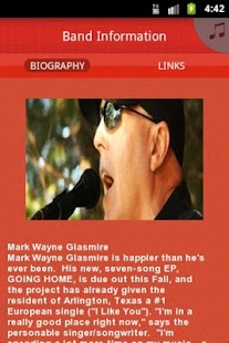 Mark Wayne Glasmire - screenshot thumbnail