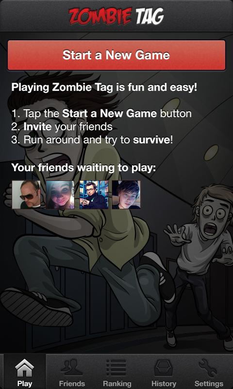 Zombie Tag - screenshot