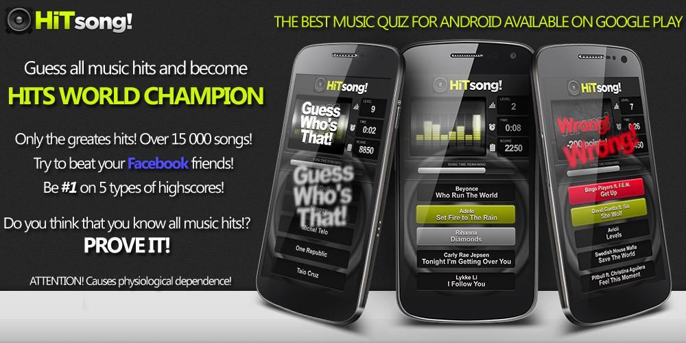 HIT Song: Music Quiz Challenge- screenshot
