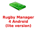 Rugby Manager (lite) icon