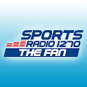 Sports Radio 1270 The Fan icon