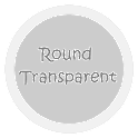 Round Transparent Icon Theme v1.0 APK