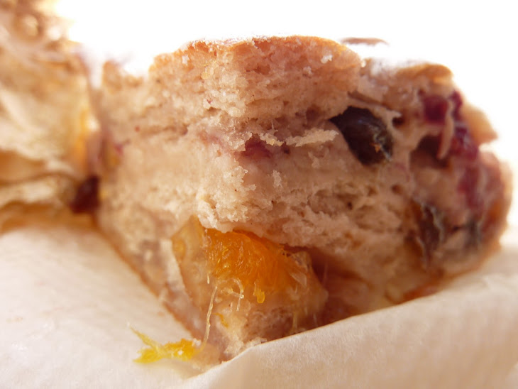 Christmas Fruit Loaf (Bread Machine Recipe) Recipe