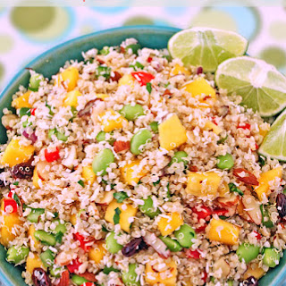 California Quinoa Salad (Whole Foods Copycat)