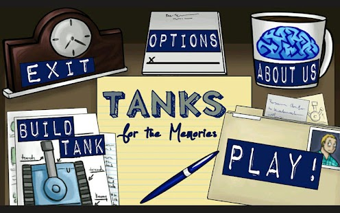 Tanks for the Memories Free - screenshot thumbnail