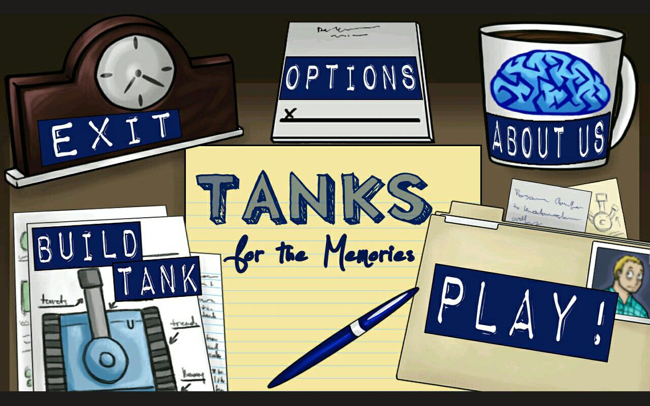 Tanks for the Memories Free - screenshot