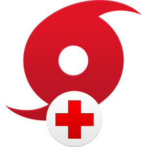 Image result for red cross hurricane app