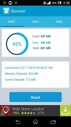 iBooster - SySTeM CleaNeR