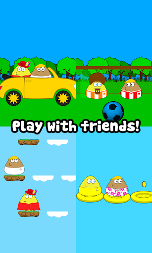 Pou  screenshots 5