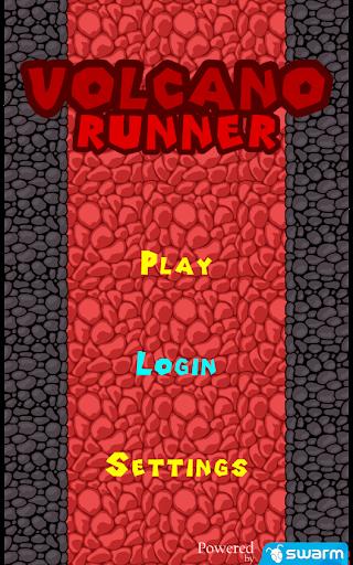Volcano Runner