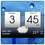 Digital clock & world weather 4.39.07 (Premium)