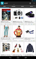 Screenshot of Saviry - Deals,Freebies,Sales