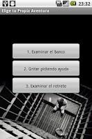 Screenshot of Elige tu propia aventura