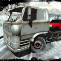 Ice Road Truck Driving icon