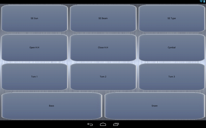 Tound - Drum Sound - screenshot