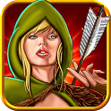 Archery Game Bow Arrow Archer icon