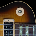 Blues Guitar: E-Blues logo