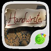 App Handwrite GO Keyboard Theme APK for Windows Phone