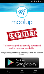 Moolup Messenger- screenshot thumbnail