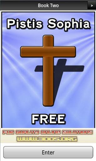 Pistis Sophia Book 2 FREE