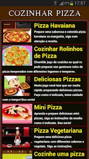 Jogos de Cozinhar Pizza - screenshot thumbnail