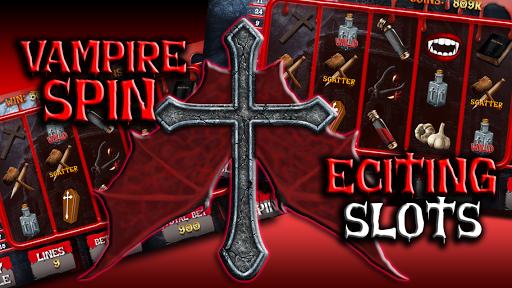 Vampire Halloween Blood Slots