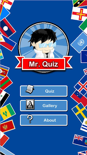 Mr Quiz: What Flag Is It