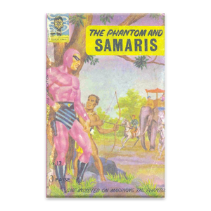 Phantom and the Samaris LOGO-APP點子
