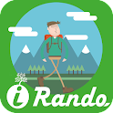 IRando, randonnées en Isère icon