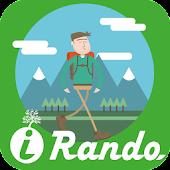 IRando, guide des randonnées