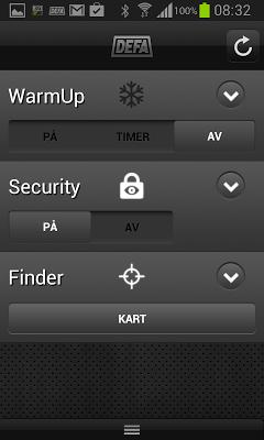 DEFA - screenshot