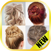 Girls Easy Hairstyles Steps - Apps on Google Play