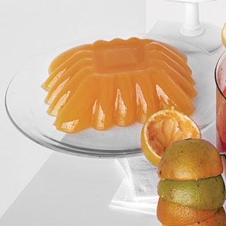Orange Spice Gelatin