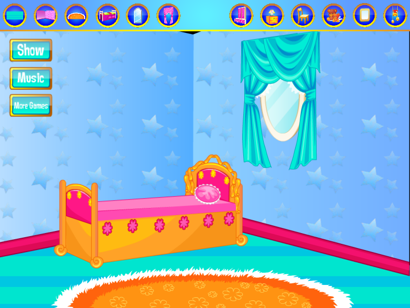 Baba kamer versiering android apps op google play for Baby room decoration games online