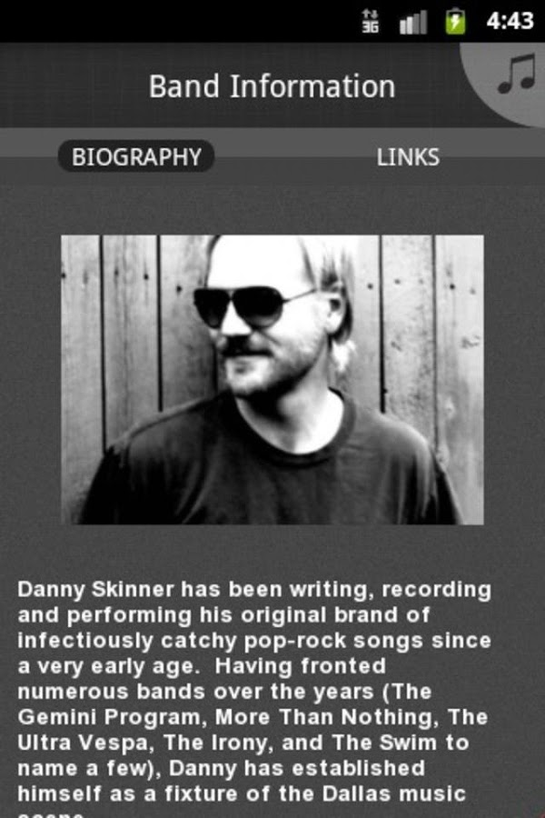 Danny Skinner - screenshot