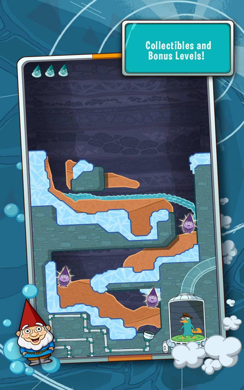 Where's My Perry? Free screenshot #4
