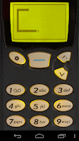 Screenshot of Snake '97: retro phone classic