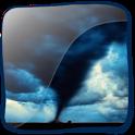 Tornado 3D icon