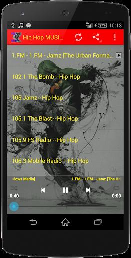 Hip Hop MUSIC Radio WorldWide  screenshots 1