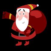 Funny Santas & Christmas Tree