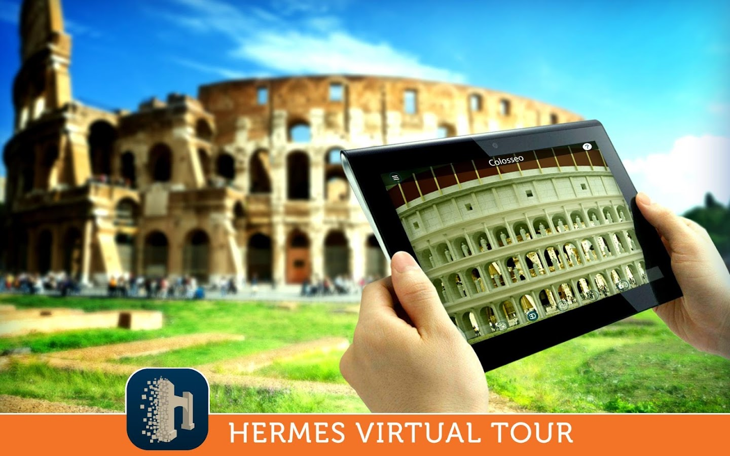 Virtual Tour Hermes- screenshot