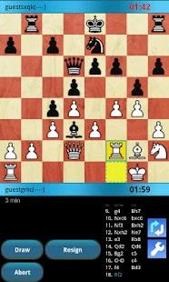 SimpleChess (Online)- screenshot thumbnail