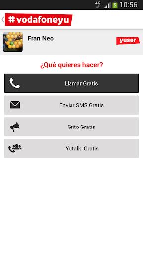 【免費通訊App】Vodafone yu-APP點子